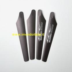 """Syma S032 / S032G Main Blades """" Pale Rotore"""" di ricambio"""
