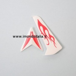 "Syma S032 / S032G Tail Decoration "" decorazione Coda "" di ricambio"