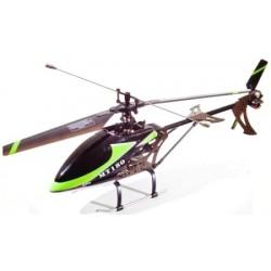 SPEDIZIONE GRATUITA - Elicottero MT180 - 4 Canali, 2,4 Ghz Monorotore con Giroscopio