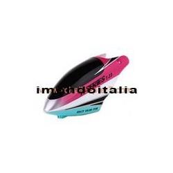 "MJX T23-03 Pink Head ""  Canopy Rosa  "" di ricambio"