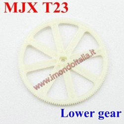 "MJX T23-05 Lower Gear ""  Ingranaggio Inferiore  "" di ricambio"
