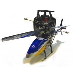 Mt 200 Elicottero con flybar anticipata da M1 a M4