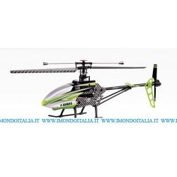 SPEDIZIONE GRATIS - Elicottero F45 - 4 Canali, 2,4 Ghz Monorotore con Giroscopio