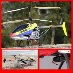 "RC MJX  ""T55 / T655 Thunderbird"" 2,4 GHz elicottero a 3 canali"