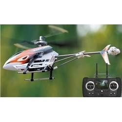 Elicottero Hubsan H102D Monorotore Con Telecamera FPV Visione in Diretta