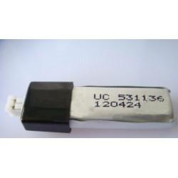 """WLTOYS  V911-19  3.7V 120 mAh Li-Poly Battery  """"batteria 120 mAh """""""