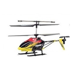 Syma S32 2.4G 3 Channel Remote Control Helicopter With Gyro ( Giroscopio) (Red)