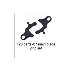 F28 parts main blade grip set