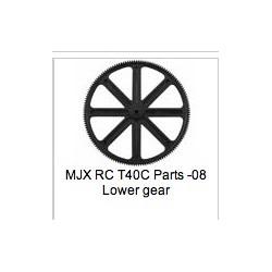 MJX T40C-08 Upper Gear Gearwheel  B