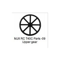 MJX T40C-09 Lower Gear Gearwheel  A