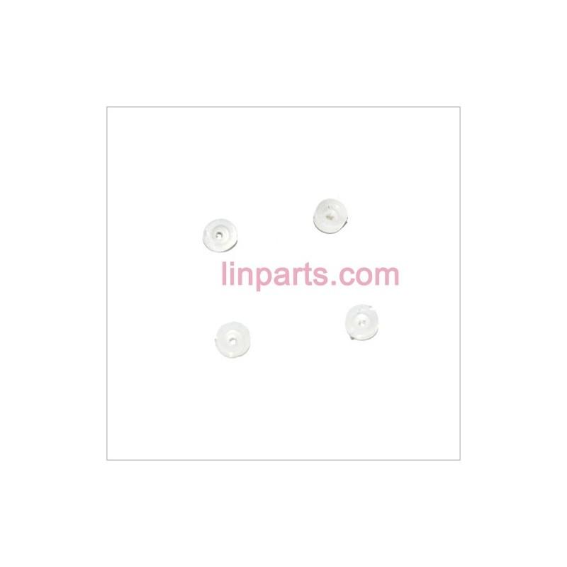 UDI RC U817 U817A U817C U818A Spare Parts:  Small white gear set (4pcs)