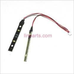 UDI RC U817 U817A U817C U818A Spare Parts: Wire plug (1*red-black + 1*red-blue)