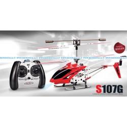 SPEDIZIONE GRATIS - Syma S107G Micro Elicottero 3 Canali con Giroscopio