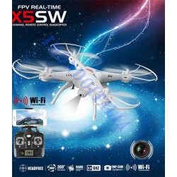 Syma X5SW Explorers 2 Wifi FPV RC Quadcopter 2.0MP Camera RTF