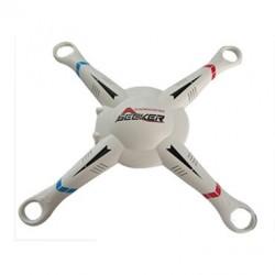 Wltoys V303 Seeker 2 . 4 G Fpv Gps Rc Quadcopter Spare Parts   Upper  hood  V303 -001