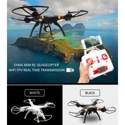 SYMA X8W WiFi FPV Headless Mode  Quadricottero - Drone con  Camera   HD  2.0MP