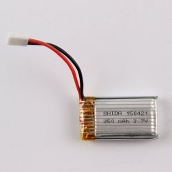 DFD, JJRC,  F180,  F180C, F 180 C, spare  parts,  Battery 3.7v 250mah