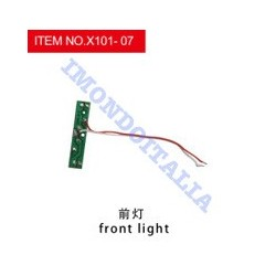 X101-07 FRONT LIGHT