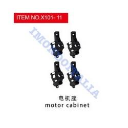 X101-11 MOTOR CABINET