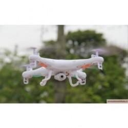 RC QUADRICOTTERO - DRONE X5C ,HEADLESS, AUTO-RETURN + 3 BATTERIE