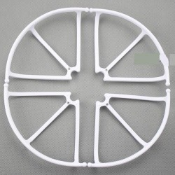 6,  axis,  gyro,  Rc, DRONE  JJRC,  S- IDEE S 183, DFD F 183,  Part Protection Cover White H8C-09
