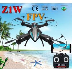 Drone Quadricottero Z1W  con Telecamera  FPV su Smartphone