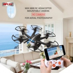 MJX X800 2.4G Remote Control Hexacopter 6 Axis Gyro 3D Roll Stumbling UFO