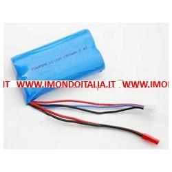 """MJX T23-10 Ly-Poly Battery""""  Batteria Lipo  """" di ricambio"""