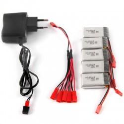 MJX X400 / X800 2 to 5 Pattern Charger  -  EU PLUG