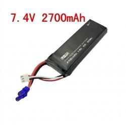 hubsan h501s battery 2700mah
