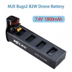 MJX B2W BUGS 2 MJX Bugs 2 WiFi PARTS RICAMBI  BATTERIA