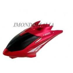 "G/S Hobby  Gs240-01R Head Cover "" Canopy ""  Rossa"