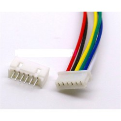 Connettore JST 1. 25mm 7 Pin