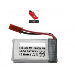 RICAMBI TEKK  DRONE  GHOST,  Batteria 1400mah  Upgrade