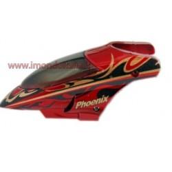 """LishiToys  6010 Head Cover """" Canopy """"  Rossa"""
