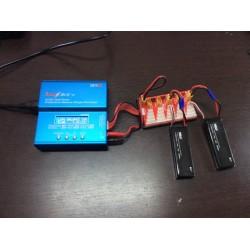 Caricabatterie iMAX B6AC KIT 2 BATTERIE