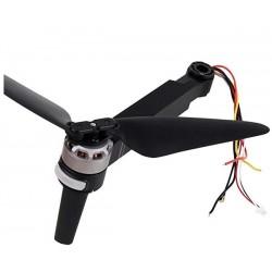 SJRC F11 RICAMBI DRONE, RICAMBI DRONI, COMPLETO ANTERIORE DESTRA