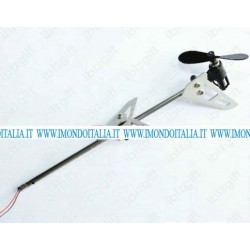 ZR Z-10 Tail Componet Unit,  Rc Helicopter, Elicottero Rc,  Ricambi