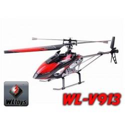 WLTOYS  V913  2.4G  4CH (4 canali)