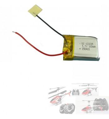 Batteria Lipo 3.7V 180 mAh...