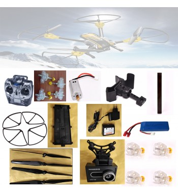 Kaideng K70  drone ricambi