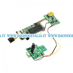 Swift C7 6030-A023 Circuit Board  and  Camera Set  Ricevente e Telecamera