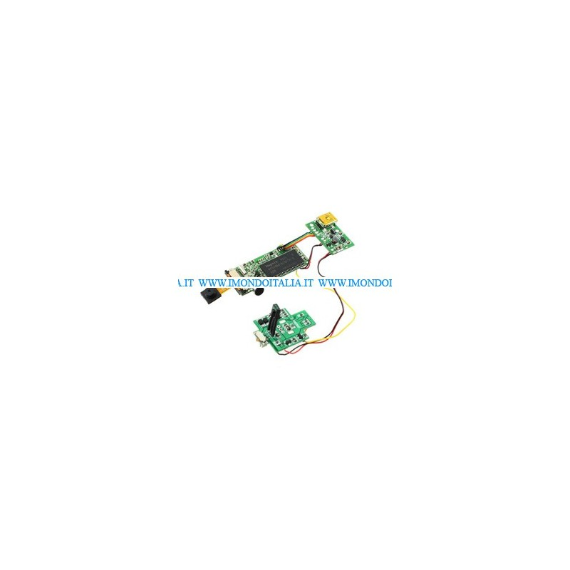 Swift C7 6030-A023 Circuit Board  and  Camera Set  Ricevente e Telecamera