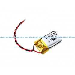 Copter Mini X 6025-1 Battery (3.7V 70mAh)