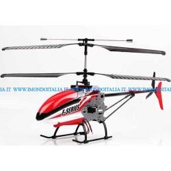 SPEDIZIONE GRATUITA - Elicottero F639 - 4 Canali, 2,4 Ghz con Telecamera HD (Opzionale)