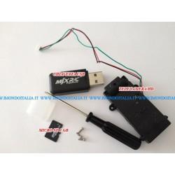 "MJX T23-01 Main Blade Pink ""  Pale Rotore Rosa  "" di ricambio"