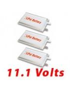 batterie 3 celle lipo 11.1 volts imondoitalia
