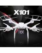 RICAMBI QUADRICOTTERO MJX X101