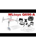 Drone, wltoys,  q696, Q696-A, Ricambi