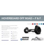 TEKK HOVERBOARD OFF ROAD – Fast & Furious